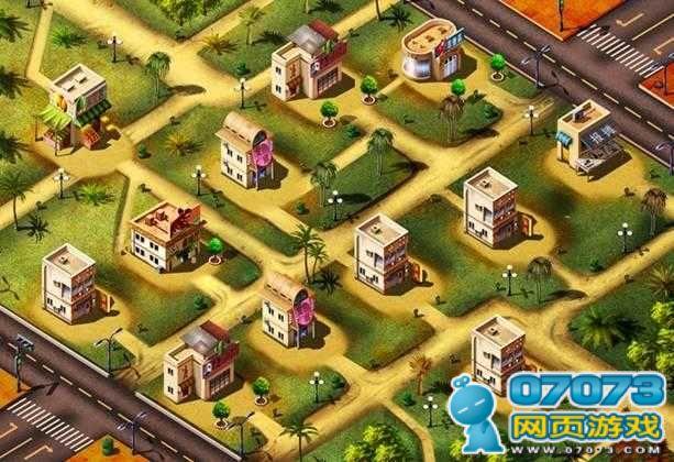 《商业大亨》,一直是经营类网页游戏的领头羊,影响了许多业内同类游戏