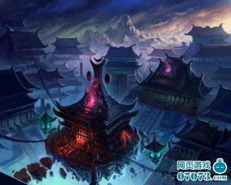 游戏截图玄冥宫(城市)