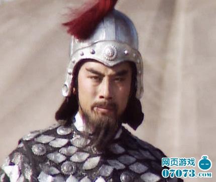 老版《三国演义》中的赵云 签约,他将出演赵云一角. 新版-新三国演
