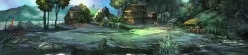 《斗破苍穹》游戏原画4