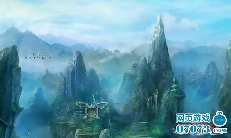 修仙风景png