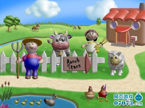 经营《ranchstars》做二次元悠闲农场主