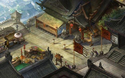 将魂游戏原画2