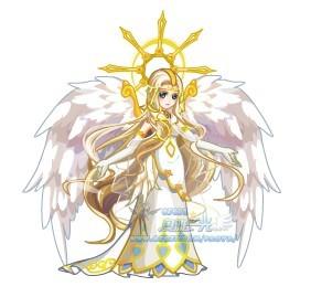 奥雅之光艾米女神