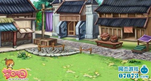 梦回三国游戏原图欣赏1