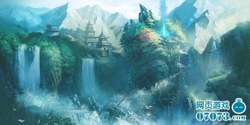 龙城游戏场景