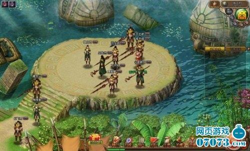 古文明辉煌《2012玛雅预言》游戏截图赏析