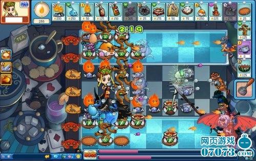 美食大战老鼠游戏截图3