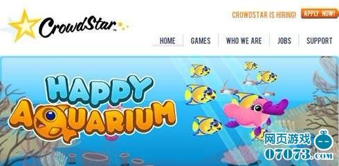 CrowdStar:不再开发Facebook社交游戏
