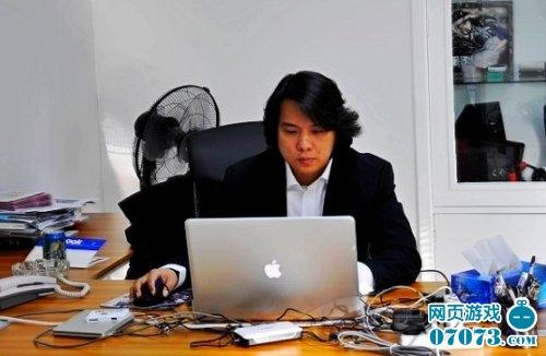 天神互动朱晔:ARPG页游市场份额会越来越大