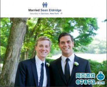 Facebook联合创始人休斯与同性恋人结婚