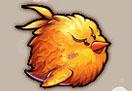TNT弹道轨迹愤怒的鸟