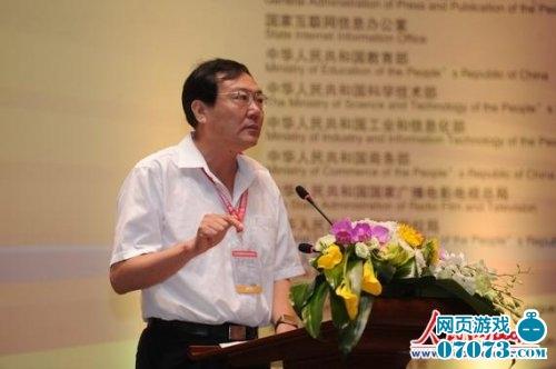 张凡:chinajoy十年成长带动了游戏行业发展