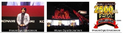 Konami现在拥有2500万社交游戏用户