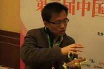 中国原创页游峰会专访天上友嘉何啸威