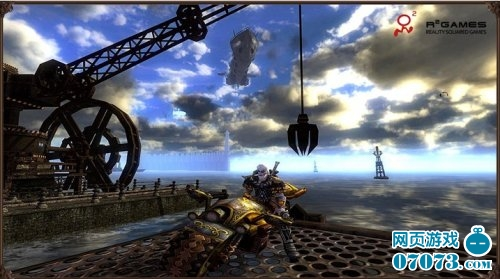R2Games代理《City of Steam》全球英语
