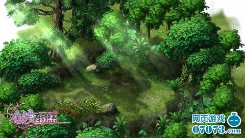仙境物语森林