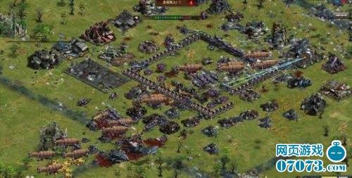 红警大战基地保卫战防守攻略分享