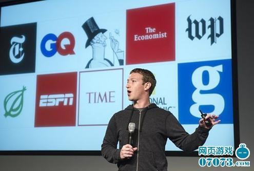 Facebook升级 社交页游和音乐受重点关照