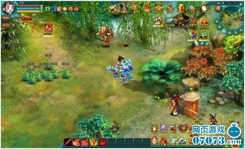 三界西游2游戏截图2