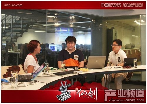 《新仙剑》韩代理NHN来华 洽谈战略合作