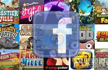 Facebook考虑进入游戏产业 商谈分成