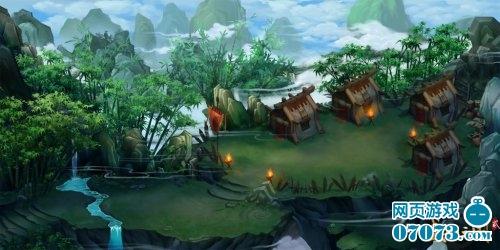 盛世三国2游戏原画赏析3