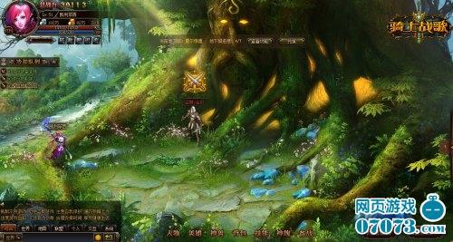骑士战歌游戏截图4