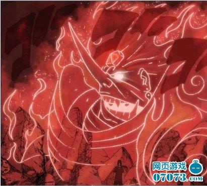 火影忍者鼬的须佐能乎终极形态