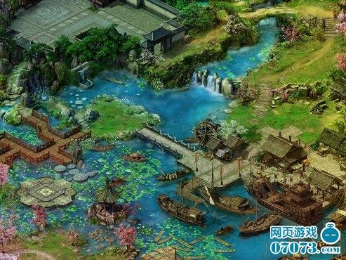 江湖问剑游戏截图五
