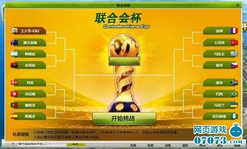 2014巴西世界杯游戏截图