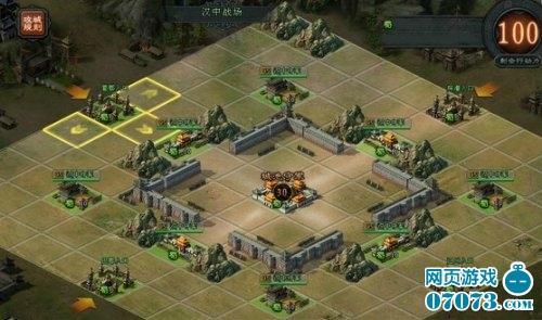 大将军游戏战斗截图2