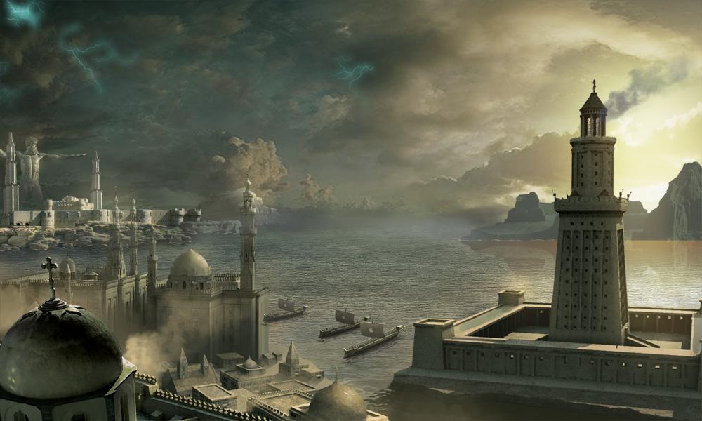 《大航海传奇》截图