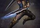 黑暗之光暗剑士原画一