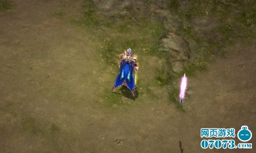 黑暗之光7阶迦蓝守护者披风属性及其上身效果