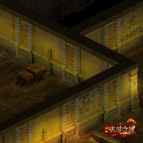 《失落之城》截图