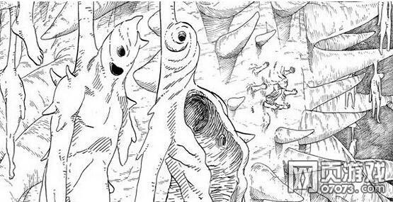 火影忍者漫画680分析白绝的身世之谜