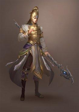 骑士战歌邪神洛基