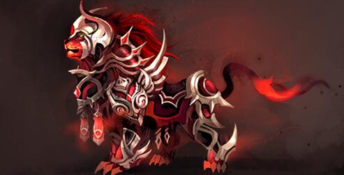 骑士战歌赤焰战狮属性介绍