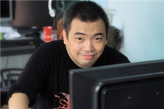 专访《九州志》执行主策刘云天