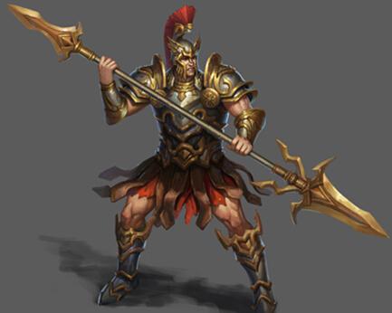 骑士战歌神赫拉克勒斯