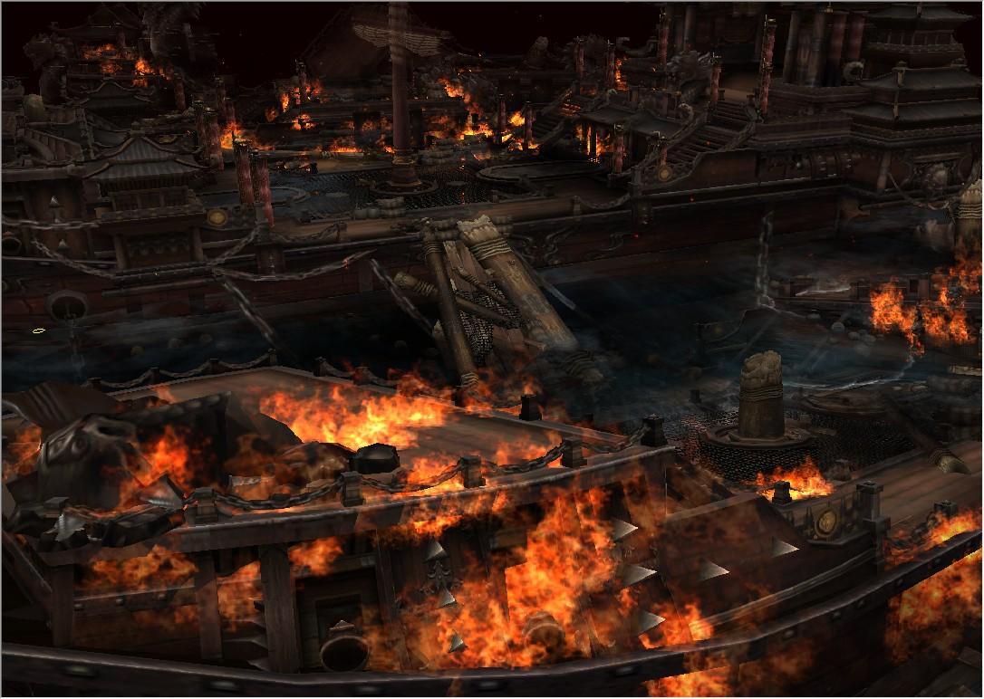 《真三国乱舞》最新游戏截图