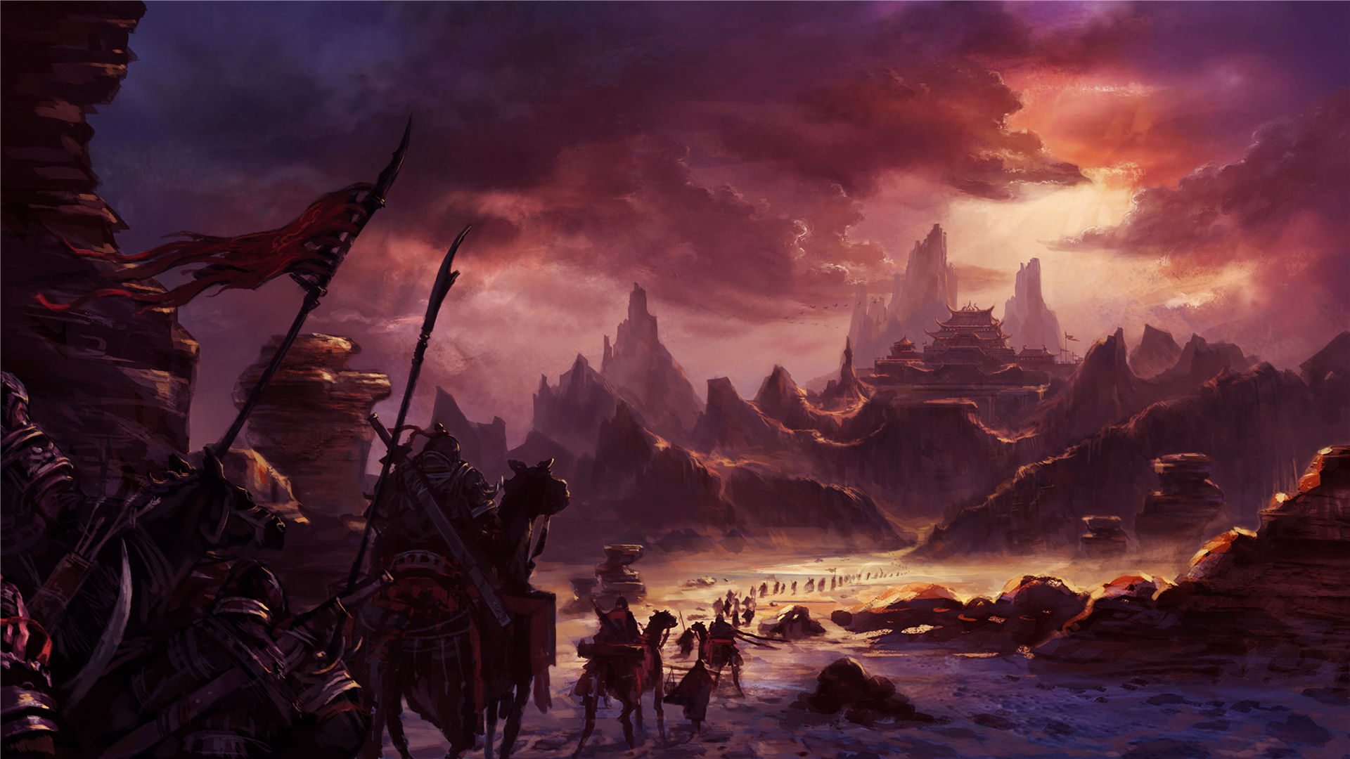 《求魔》最新游戏截图