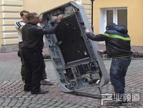 因库克出柜 俄罗斯拆除乔布斯纪念碑