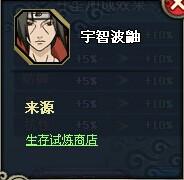 火影忍者OL宇智波鼬资料介绍