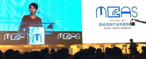 乐逗CEO陈湘宇:2015年注重游戏内容创新