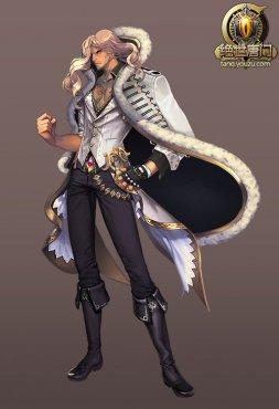 白虎公爵来袭 微变传奇游戏新伙伴戴浩震撼登场