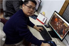 专访《魔之痕》研发策划经理钟胜任