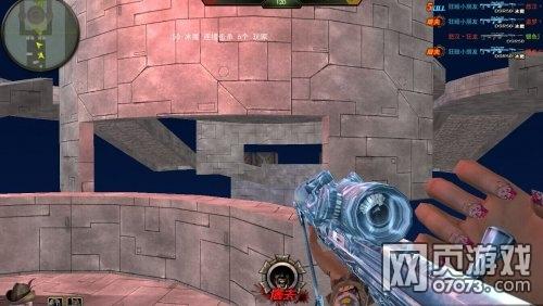 枪林弹雨游戏截图3