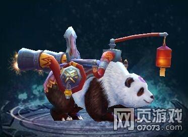 深渊最新坐骑爆料之大熊猫